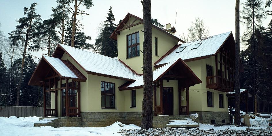 Недвижимость: новинки и тенденции строительства коттеджей1