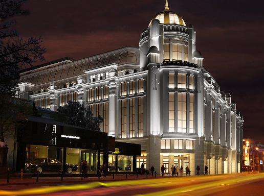 Архитектурное освещение1