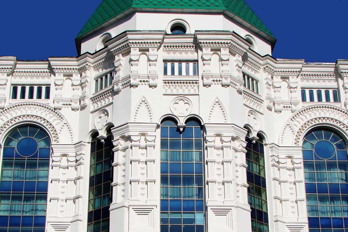 Керамические архитектурные детали1
