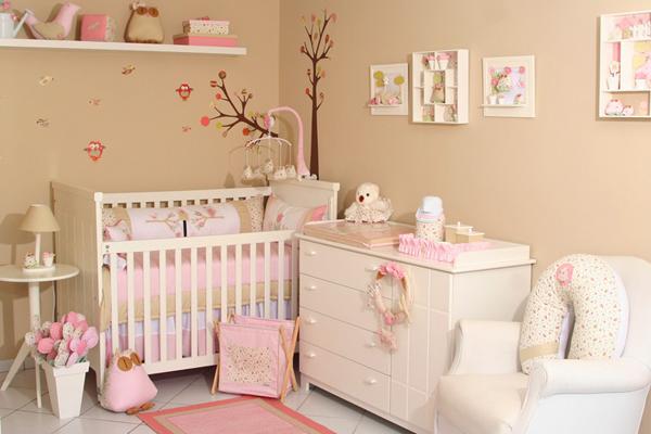 Комната для новорожденного 1