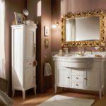 Какая мебель подойдет для ванной комнаты