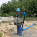 скважина водоснабжения