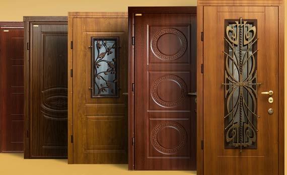 выбираем металлическую дверь