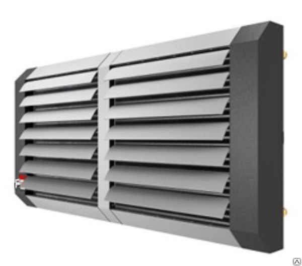 Водяной тепловентилятор для загородного дома1