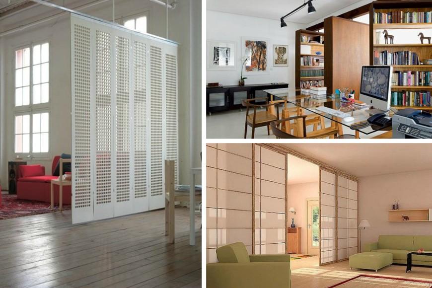Мебель и декор в малогабаритных помещениях