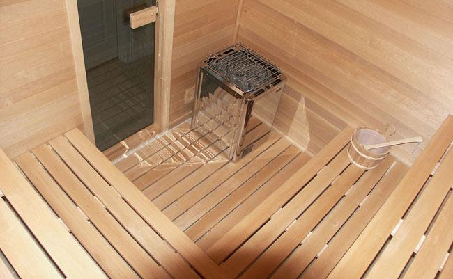 вентиляция пола в бане