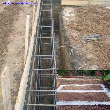 Как сделать фундамент под дом своими руками 36
