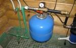 Как выбрать гидроаккумулятор для системы водоснабжения