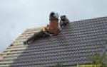 Ремонт кровли (крыши) дачного дома.