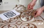 Чем и как резать и просверлить керамическую плитку.
