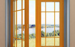 Основные компоненты конструкции пластиковых окон