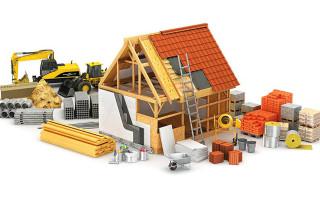 Строительные материалы — самые главные помощники в строительстве дома