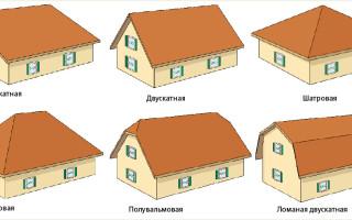 Плоская или скатная крыша? Что выбрать?