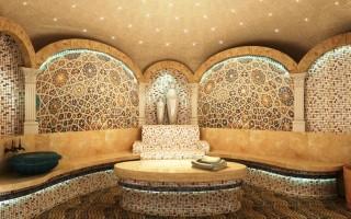 Особенности строительства хамама