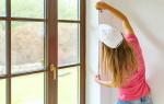 Как замерить проем для пластикового окна