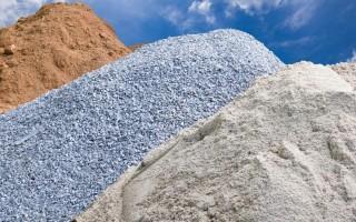 Где в РФ купить щебень гравийный и песок строительный?