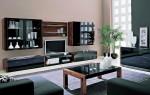 Как выбрать корпусную мебель для гостиной