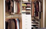 Заказные гардеробные и шкафы купе — идеальное вместилище для одежды