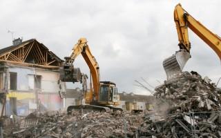 Снос зданий – ювелирная работа