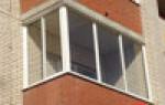 Внутренняя отделка лоджии, балкона своими руками.