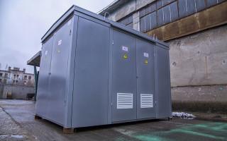Комплектно трансформаторные подстанции (КТП)