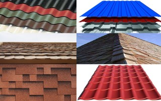 Крыша для Вашего дома. Обзор рынка кровельных материалов