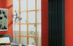 Отопительные радиаторы вертикального типа