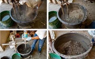 Как приготовить бетон самостоятельно?