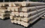 Строительство (технология) деревянных домов из профилированного бруса.