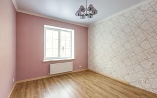 Отделка квартиры — обои на стены