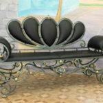 Шик кованой мебели
