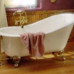 Достоинство и недостатки чугунных ванн