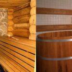баня внутренняя отделка