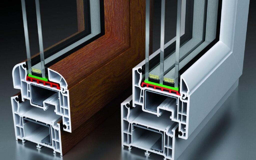 Качественный профиль пвх, стеклопакет и фурнитура – залог хорошего окна