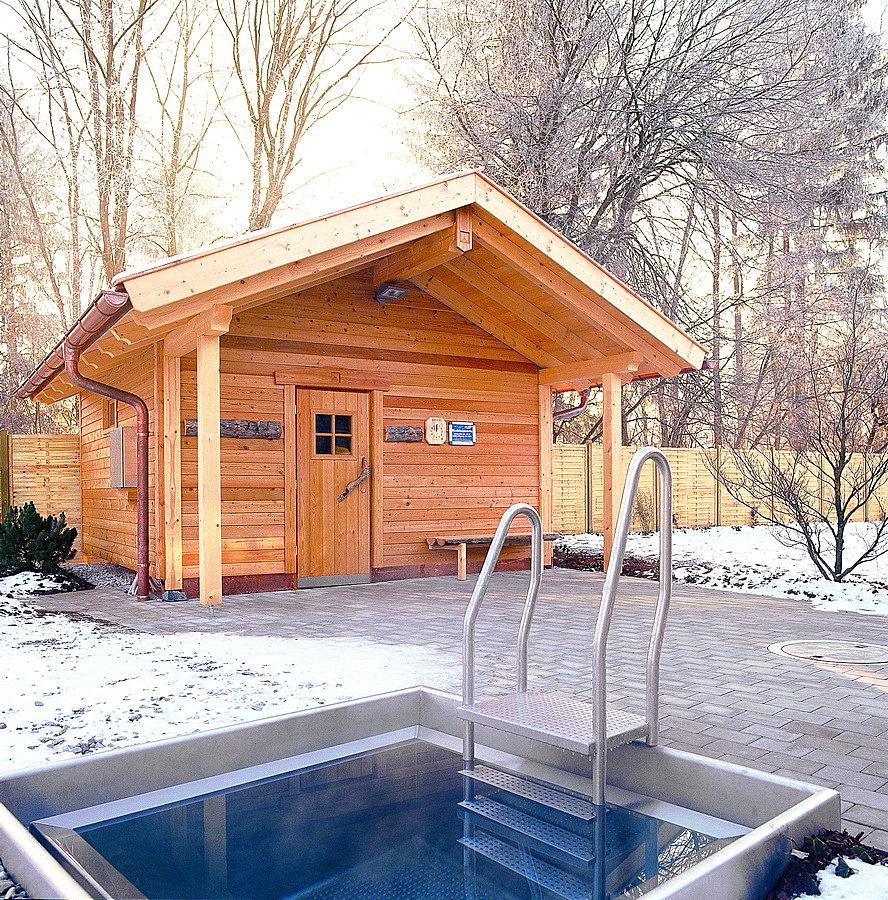 Как построить отличную баню?