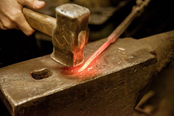 Основные виды ковки металла