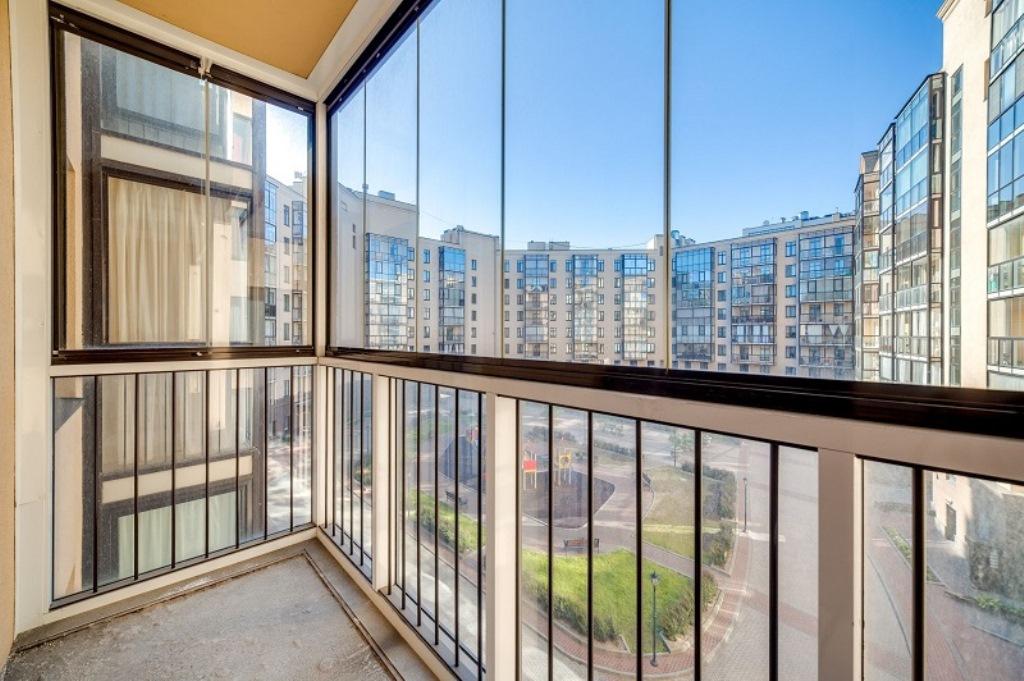 Остекление балконов: типы остекления