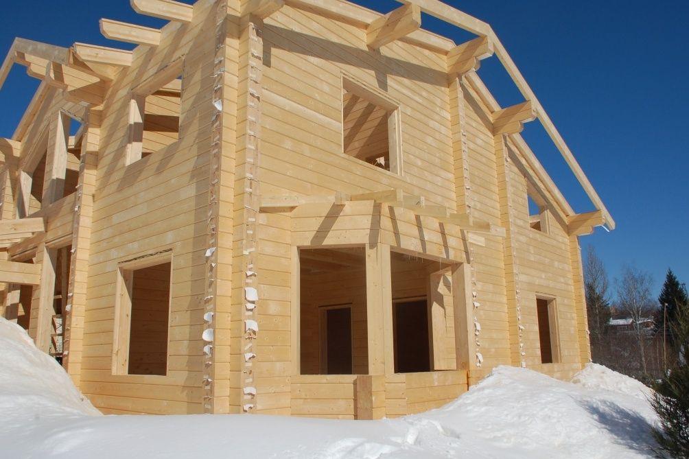 Почему дерево теплее  для строительства дома
