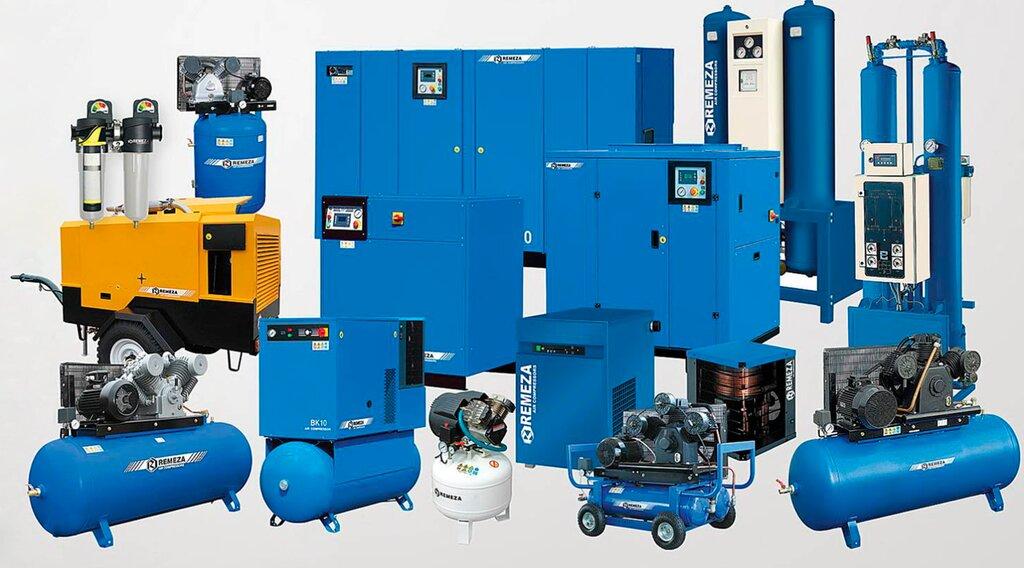 Строительные и промышленные компрессоры – оборудование, не имеющее аналогов