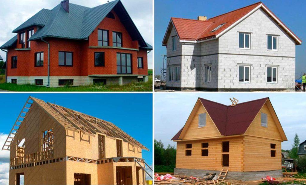 Строительство: главное - правильно выбрать материал!