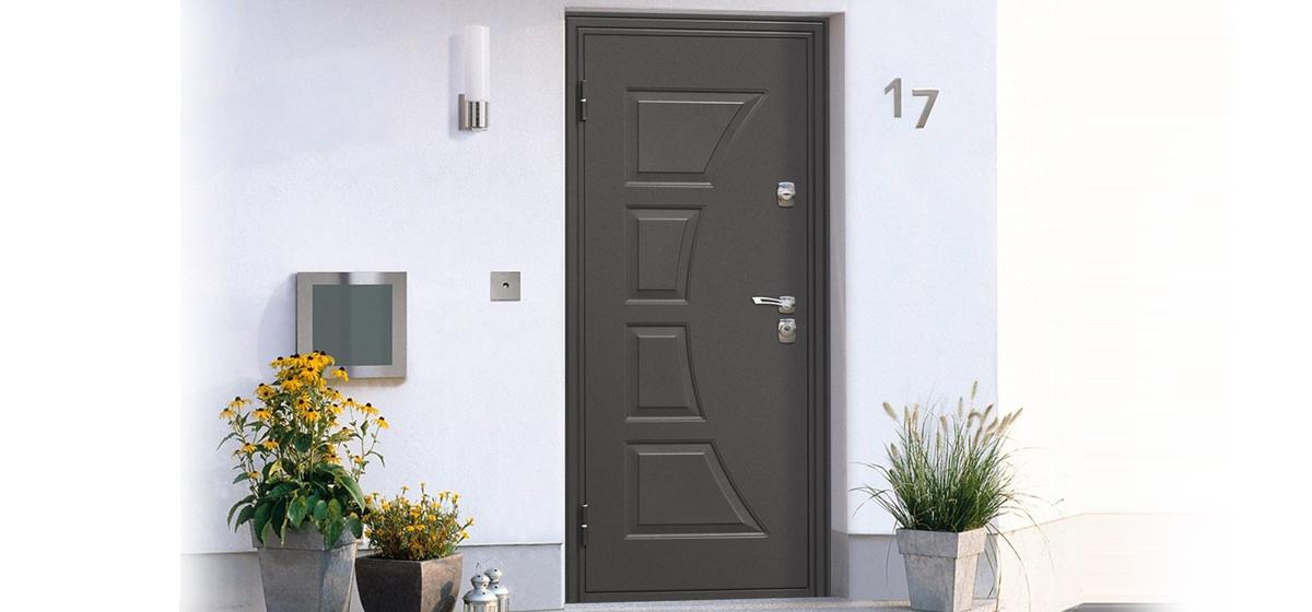 Ваш выбор - металлическая дверь