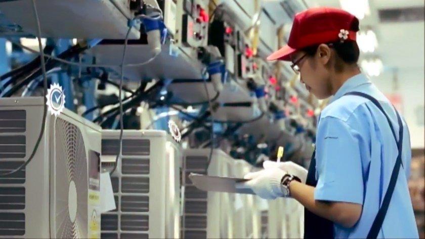 Ведущие японские производители климатической техники