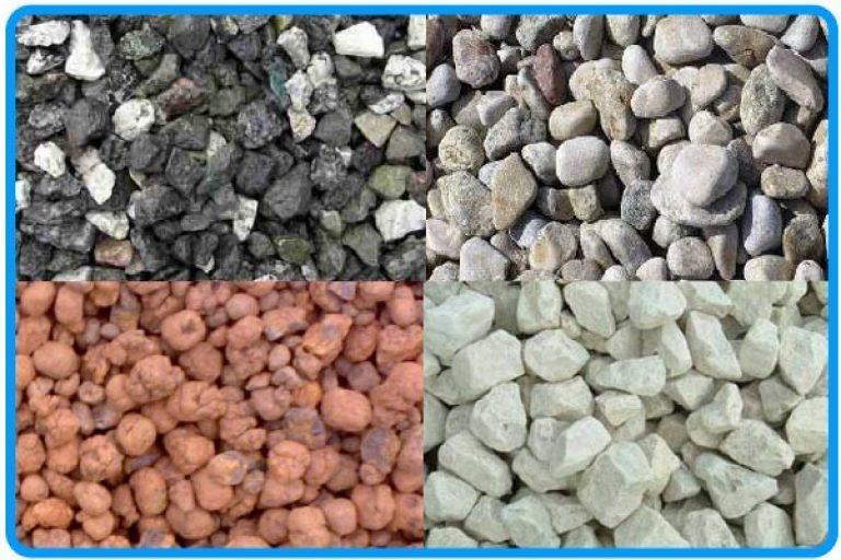 Заполнитель – один из важных факторов стоимости бетона