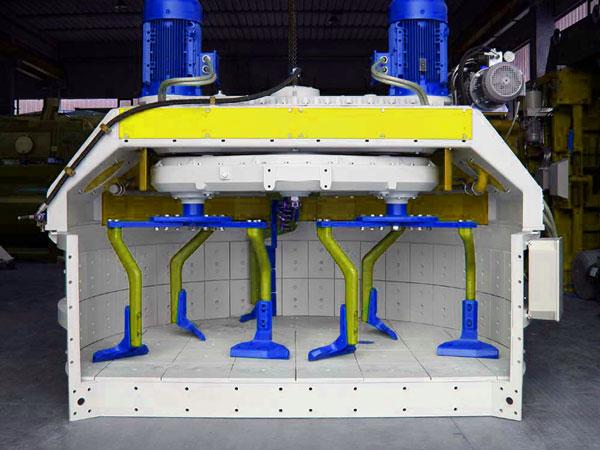 Особенности выбора бетоносмесителя для бетонного завода