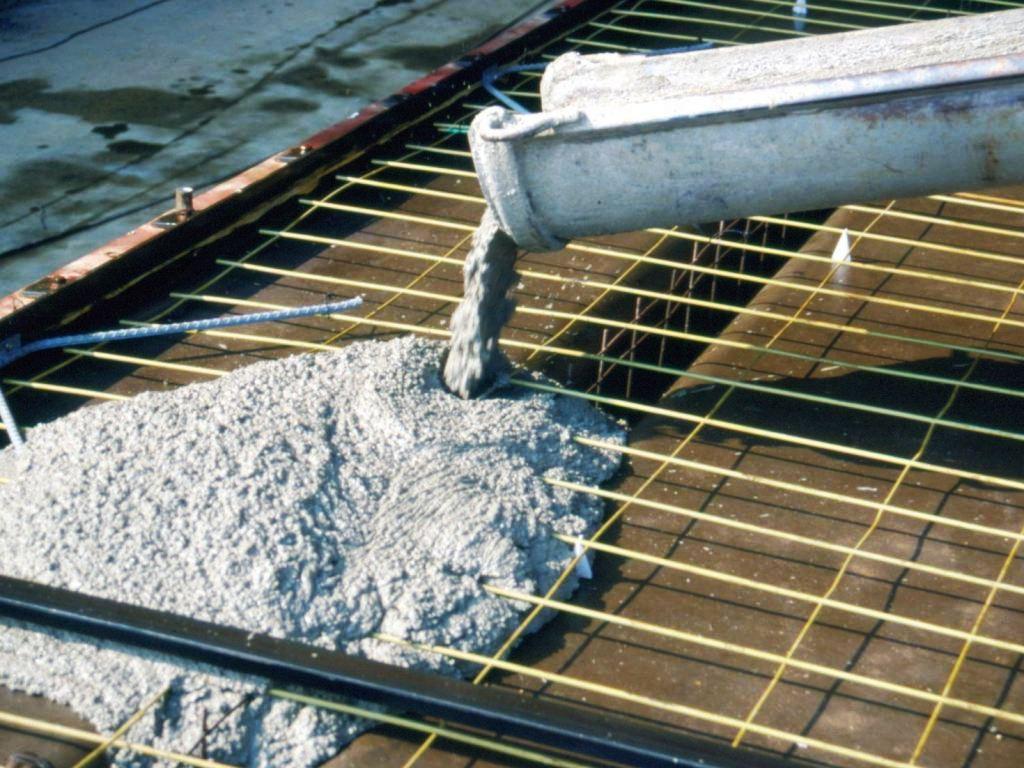 Как сделать крепкий бетон